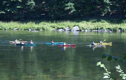 Paddler's Guide to the Delaware River